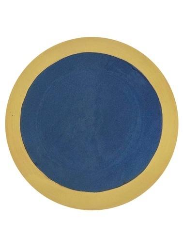 Vitale Gold Dekoratif Tabak Renkli